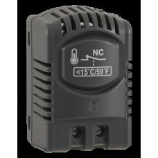 Pre-set thermostat NC 301010