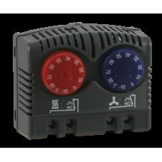 Twin thermostat NCNO 301230